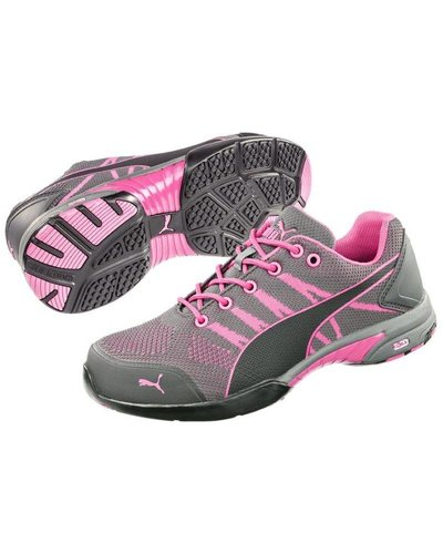 Puma Safety Celerity Knit Pink WNS Low S1 HRO SRC model 64.291.0