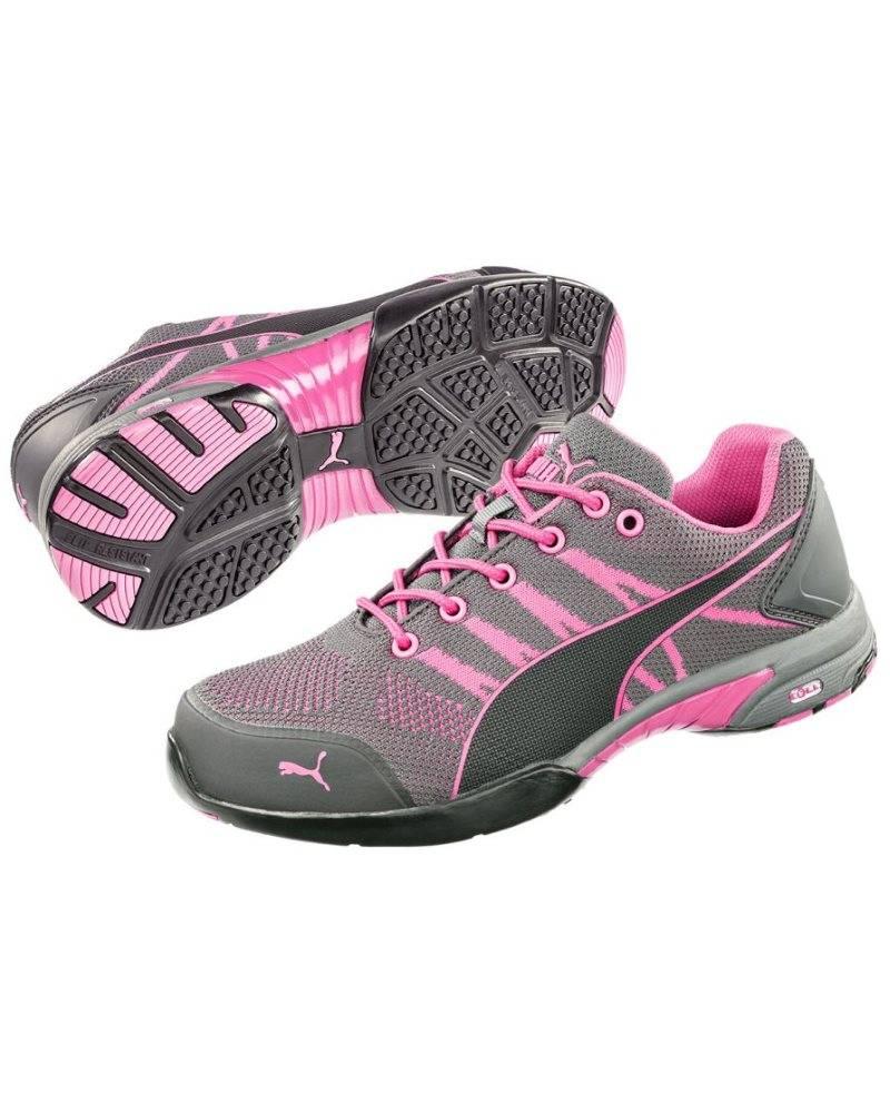 Puma Velocity Women S Low Steel Toe Work Shoe  Reviews