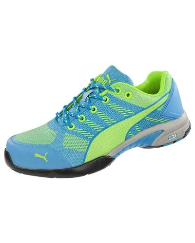 Puma Safety Celerity Knit Blue WNS Low S1P HRO SRC model 64.290.0