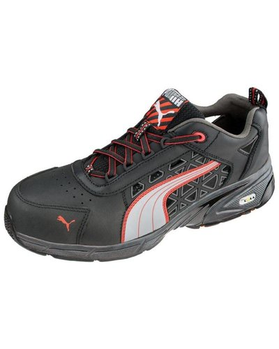 Puma Safety Model 64.245.0 Stream Red Low S1P HRO SRA
