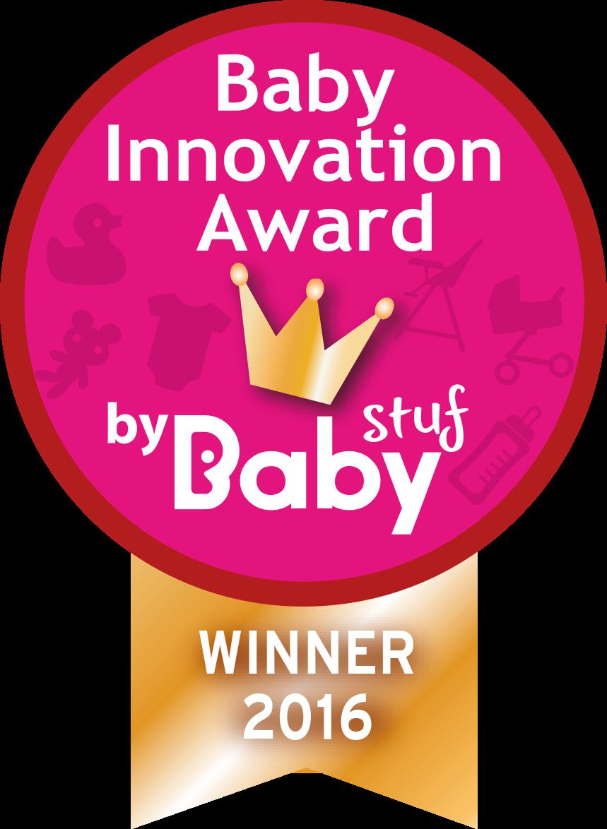 Winnaar baby innovation award prijs