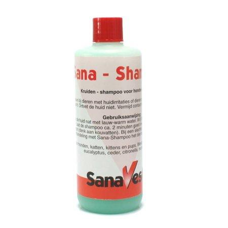 Sana Shampoo voor hond en kat