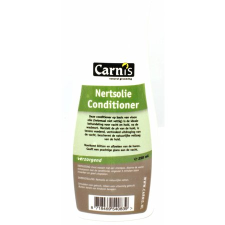Carnis Nertsolie conditioner