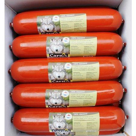 Carnis Houdbare vleesworst Eend 100%