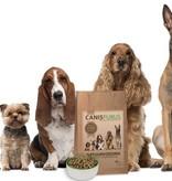Canis Purus Koud geperste brok van kip & haring met extra zalmolie