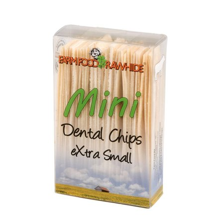 Farm Food Farm Food Rawhide Dental Chips - MINI