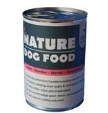 Nature Dogfood  Blikvoeding met hert, rendier, wortel en cranberry