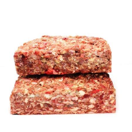 Tammenga Tammenga Vleesmix Rund - Grootverpakking 4 x 1,25 KG