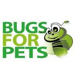 Bugs for Pets Geperste brok op basis van insecten eiwit