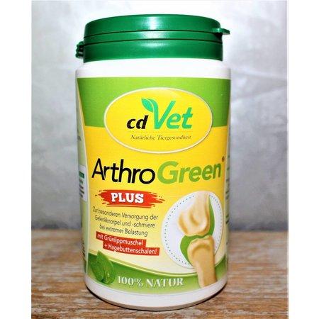 Arthro Green PLUS met groenlipmossel voor gevoelige gewrichten