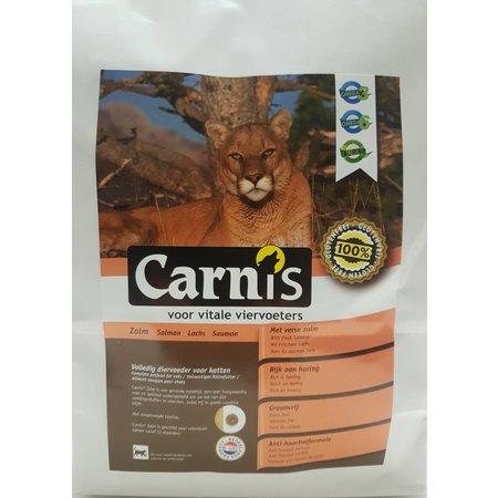 Carnis Carnis brok voor de kat met zalm en haring