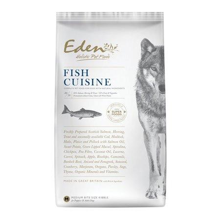 Eden  Eden Original Fish Cuisine 80/20  met  verschillende vissoorten