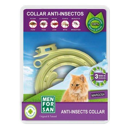 Menforsan Natuurlijke bescherming tegen vlooien en teken bij katten