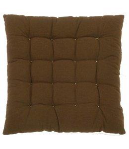 matraskussen Java 45x45 cm bruin