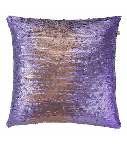 Dutch Decor sierkussen Marcallo 45x45 cm mauve