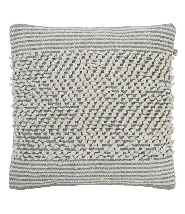 Dutch Decor kussenhoes Barto 45x45 cm mist