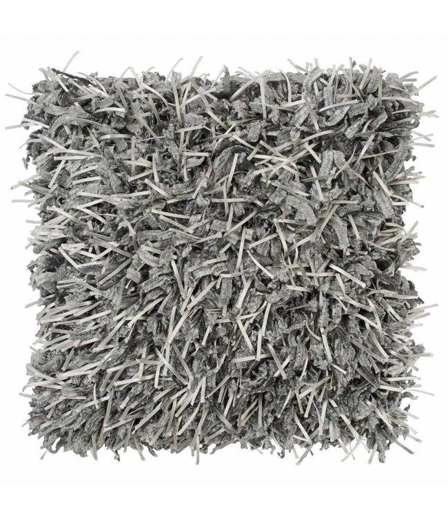 Dutch Decor kussenhoes Abbe 45x45 cm mist