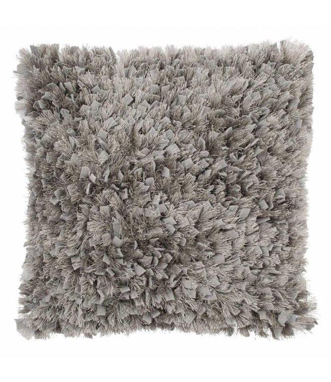 Dutch Decor kussenhoes Baldo 45x45 cm mist