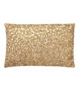 Dutch Decor kussenhoes Dotan 30x50 cm goud