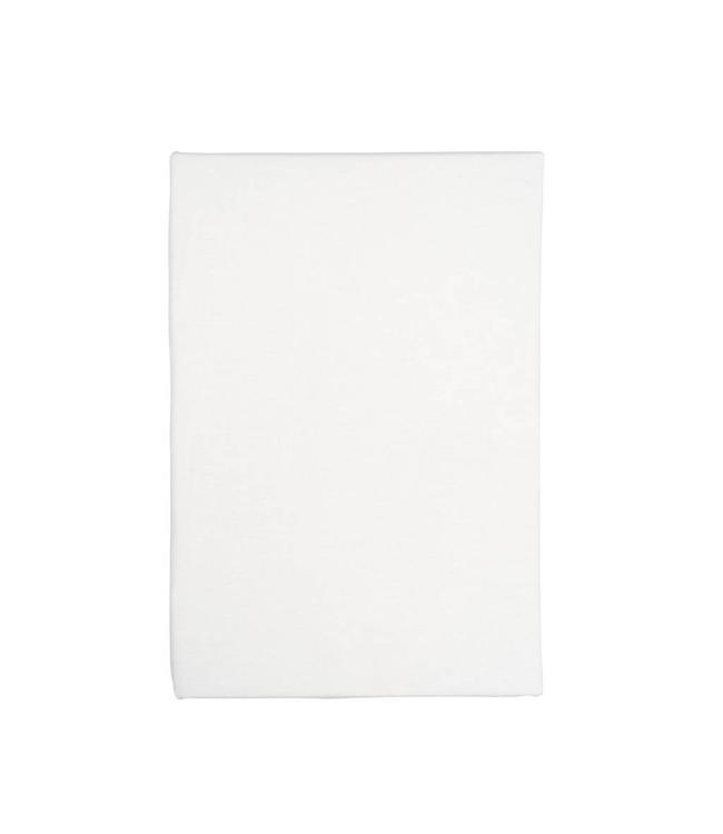 Dutch Decor hoeslaken Percaline 180x220 off white