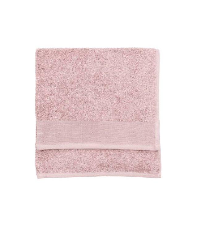 Dutch Decor Douchelaken 70x140 / 500gr zacht roze