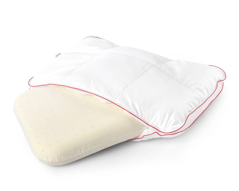 Vinci deluxe shoulder hoofdkussen zijslaper nu online roni slapen