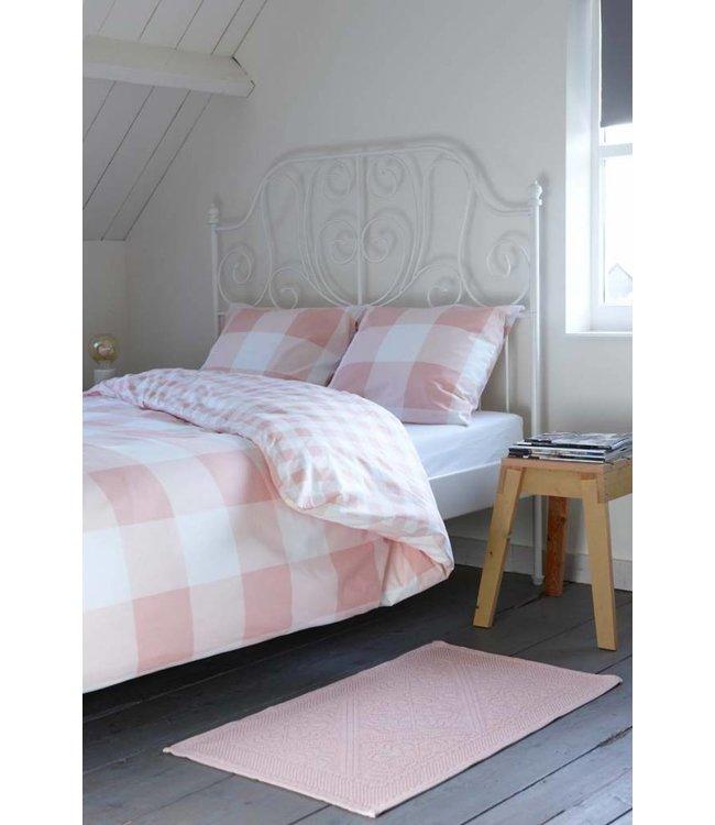 Dutch Decor Dekbedovertrek Portland 135x200 cm roze