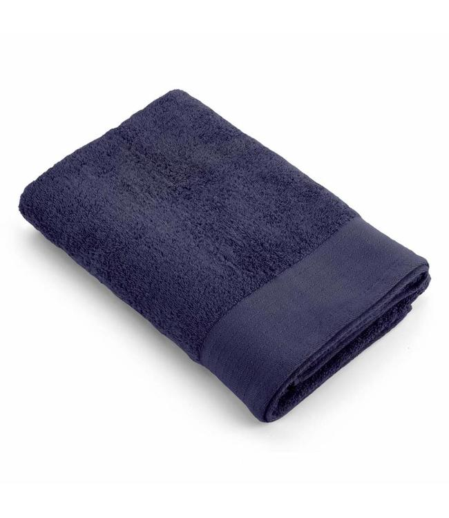 Dutch Decor Badlaken Soft Cotton Terry 70x140 cm navy