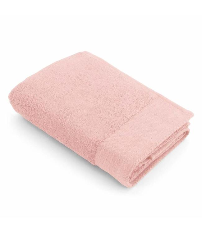 Dutch Decor Baddoek Soft Cotton Terry 50x100 cm roze