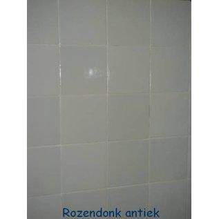 Witjes - Uni Fliesen - uni tiles 6 white shades