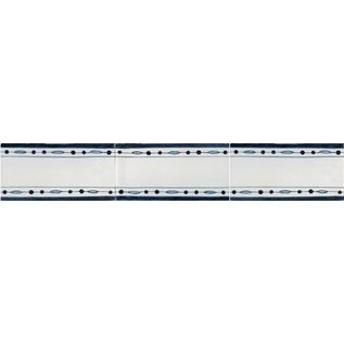 Randtegels Kanten Fliesen - edge tiles RF0-2 Border tile