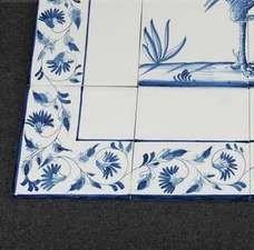 randtegels kanten fliesen - edge tiles rf0-14 border tile - old, Wohnzimmer design