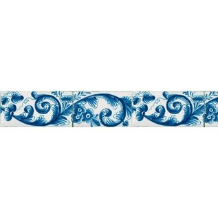 Randtegels Kanten Fliesen   Edge Tiles RF0 15 Border Tile