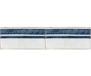 Fesselnd Randtegels Kanten Fliesen   Edge Tiles RF0 25 Border Tile   Old Dutch Tiles