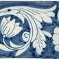 Randtegels Kanten Fliesen - edge tiles RF0-11, Blumen