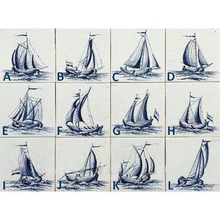 Taferelen - Bilder - scenes RF1-24 segelschiffe