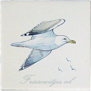Dieren - Tieren - animals RH1-6 Seagull
