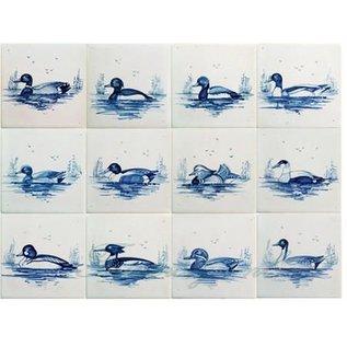Dieren - Tieren - animals RH1-3 Enten