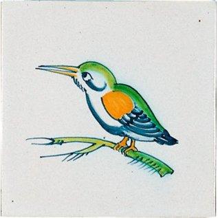 Dieren - Tieren - animals RM1-8 Vogel