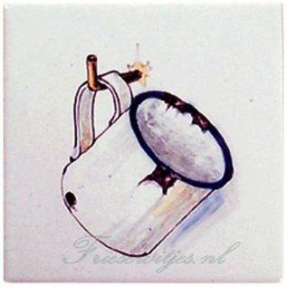 Objekten - Objekten - oblects RH1-4 emaille