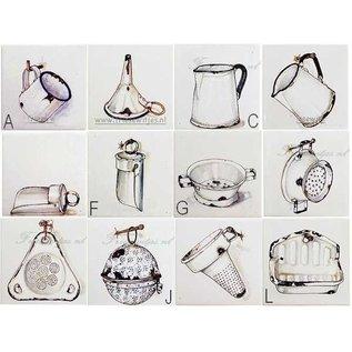 Objekten - Objekten - oblects RH1-4 enamel