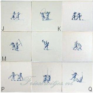 Figuren - characters RF1-18 children