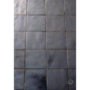 Witjes - Uni Fliesen - uni tiles Fliesen 10x10 Blei