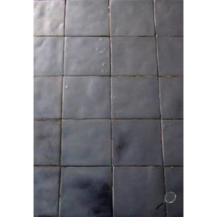 Witjes - Uni Fliesen - uni tiles Lood grijs