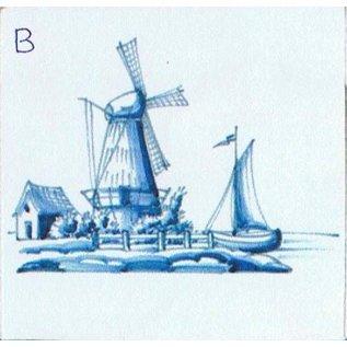 Taferelen - Bilder - scenes RF1-4, Windmills