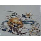 Dieren - Tieren - animals RH12-50 Krabbe