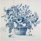 Bloemen - Blume - flowers RF9-11 Basket
