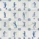 Figuren - characters RM1-19, Kinderspelen
