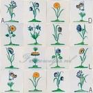 Bloemen - Blume - flowers RM1-7 bloemen