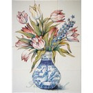 Bloemen - Blume - flowers RH12-29 Vaas